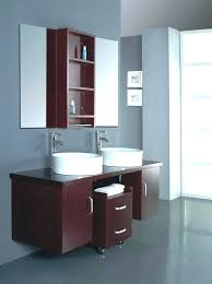 White Bathroom Cabinet With Glass Doors White Bathroom Wall Cabinet With Glass Doors Wall Cabinet