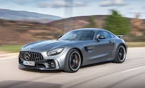 cambered smart car 2018 mercedes amg gt r first drive u2013 review u2013 car and driver