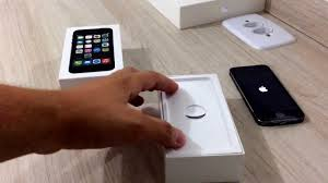 Extreme Unboxing iPhone 5S preto em português - YouTube #RI08