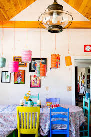 modern mexican kitchen images about painted tables on pinterest dining room home design