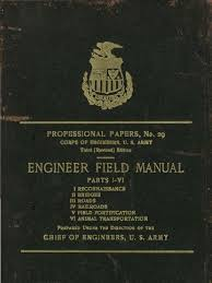 army engineers field manual 1909 compass geography