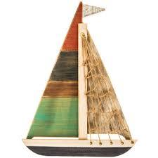 sailboat wood wall decor hobby lobby 1117944