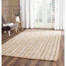 Area Rug 8 X 12 Endearing Decor Jute Carpet For Cool Home Flooring