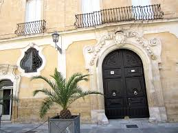 the baroque buildings and sights of lecce italy