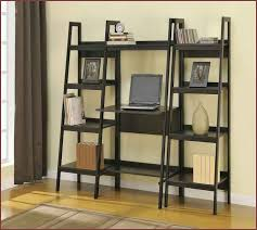 ladder shelf bookcase for desk home design ideas