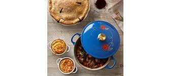 le creuset beauty and the beast limited edition beauty and the beast soup pot by le creuset behind