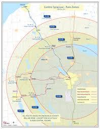 Syracuse New York Map by Syracuse Onondaga County