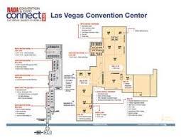 las vegas convention center floor plan nada 2016