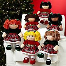 christmas personalized christmas personalized rag dolls christmas gifts