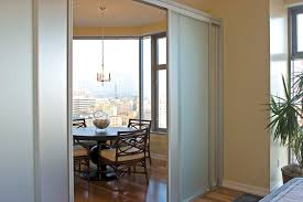 used sliding glass doors sliding glass privacy walls dining room