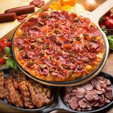 Round Table Pizza Careers Have You Tried Our Double Bacon All Meat Round Table Pizza