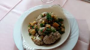 cuisiner la cervelle d agneau cervelle d agneau à la grenobloise photo de auberge ensoleillée
