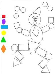 coloring pages worksheets coloring pages shapes shapes coloring pages worksheets for all