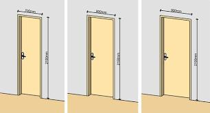 Standard Height Of Interior Door Interior Door Dimensions Standard Interior Door Sizes Chart
