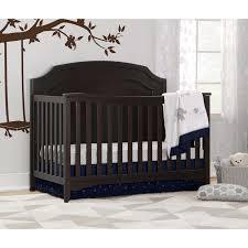 Dark Wood Cribs Convertible by Dark Wood Crib Baby Boy Disney Nursery Themes Varnished Wood Baby