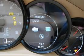 2012 porsche cayenne s porsche cayenne s hybrid gauges