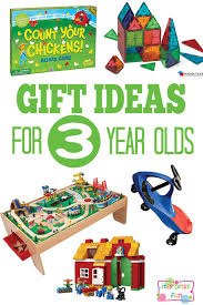 gifts for 3 year olds birthdays gift and