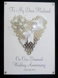 handmade golden wedding anniversary card by mandishella that s