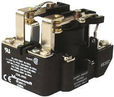 199ax 14 schneider electric magnecraft power relay dpdt 120