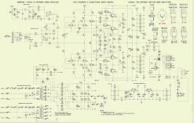 yorkville bass master 400 schematic diagram circuit diagram