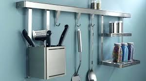 ustensiles de cuisine en inox ustensiles cuisine inox barre pour ustensile de cuisine j organise