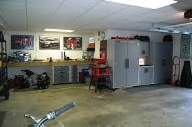 Garage Cabinet Set Modern Garage With Coleman Garage Cabinets Lowes Silver Storage