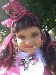 monster high draculaura ume makeup