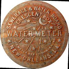 water meter new orleans new orleans water meter cover color by marquis