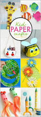 kid paper crafts holidays craft and activities