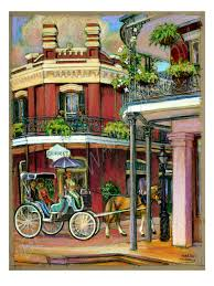 Murial by French Quarter Prints By Brock Swanson
