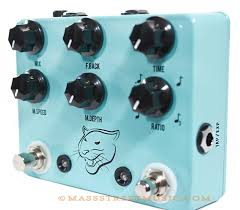jhs delay jhs panther cub delay pedal mass store