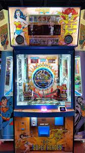 introducing dc super heroes arcade game carlisle sports emporium