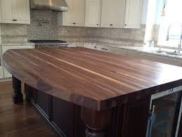how to finish a table top with polyurethane to seal butcher block island top
