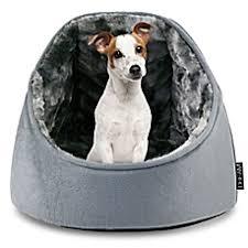 Hooded Dog Bed Precious Tails Bed Bath U0026 Beyond