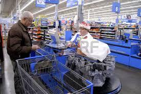 clarkston washington state usa americans shopping on christmas