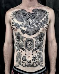 tattoo eagle tumblr eagle tattoo on chest tumblr