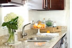 kitchen backsplash diy kitchen backsplash reveal diy playbook