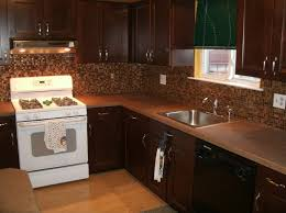 Cherry Kitchen Cabinets Pictures Kitchen Ideas Decorating With White Appliances Painted Cabinets