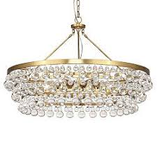 Circular Crystal Chandelier Crystal Chandeliers Crystal Pendants U0026 Suspensions At Lumens Com