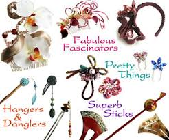 japanese hair accessories hair decorations fascinators adornments japanese kanzashi hair