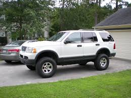 lifted 2013 ford explorer thepotroast 2003 ford explorer specs photos modification info at