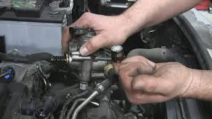 how to remove high pressure fuel pump hpfp audi a3 2005 2008