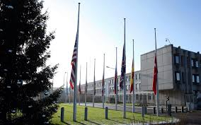 Flags Today At Half Mast John Kasich We Must Protect Our Nato Allies Time