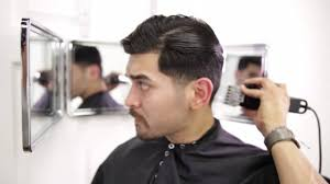 how to cut comb over hair self cut system how to cut your own hair comb over youtube