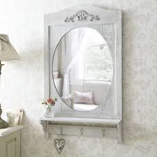 Bathroom Mirrors With Shelf Rustic Bathroom Mirror Shelf Top Bathroom Pros And Cons Of