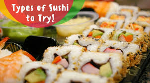 cuisine types 8 different types of sushi that you must try japanese cuisine