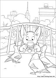 89 disney images draw colouring pages