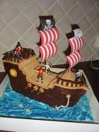 pirate ship wedding cake wedding cakes pinterest pirate