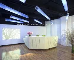 Salon Front Desk For Sale Ct 155 Designed Built Corian Salon Front Desk Shop For Sale In