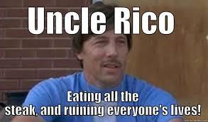 Uncle Rico Meme - uncle rico quickmeme
